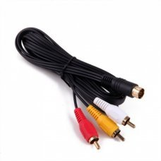 Cable AV for SEGA SATURN