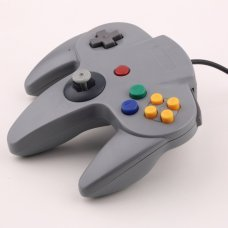 Wired Nintendo 64 game controller COMPATIBLE