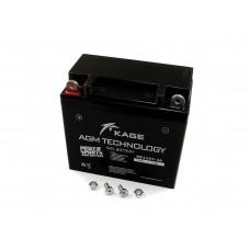 Batterie au gel pour moto Kage MF12V7-3A