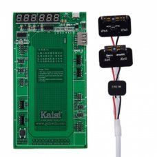 Kaisi K9202 Chargeur de batterie pour iPhone 4G/4S/5/5c/5s/6/6+ e Ipad 2/3/4/4/5/5(air)/mini1/mini2