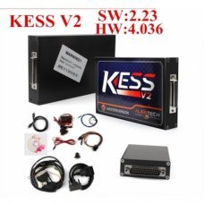 KESS V2.23 OBD2 Manager Tuning Kit HW V4.036 No Token Limited Master Version