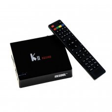 KII Pro Dual turner DVB-S2+DVB-T2 Android 5.1 TV Box 2GB/16GB Amlogic S905 Quad-core 4K 2.4G&5G Dual Wifi