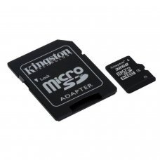 Kingston Classe 4 Carte Micro SDHC 32GB
