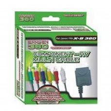Component AV Multi Cable pour Xbox 360