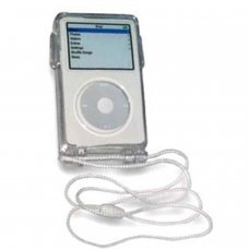 Etui en cristal pour Apple iPod Video
