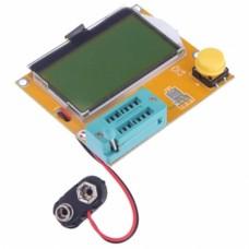 LCR-T4 Condensateur testeur de transistor ESR Résistance à inductance LCR Compteur LCR NPN PNP MOS