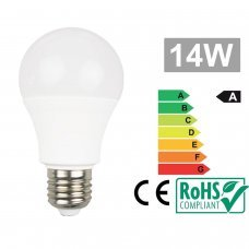 Ampoule à Led E27 14W 3000k warmwhite