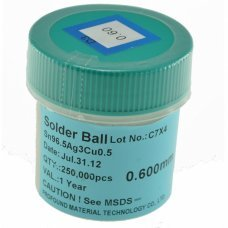 Boules à souder NO LEAD24 0,65mm 250K