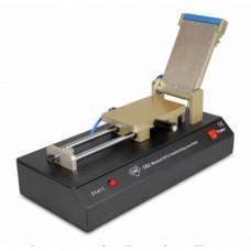 Manuelle OCA Machine à plastifier pour film de verre Pompe à vide intégrée AC 220V V8L8