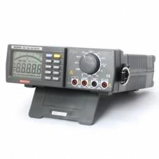 Mastech MS8040 - Multimètre de table 22000 points tension et courant AC/DC avec connexion PC