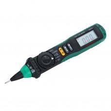 Mastech MS8211D Testeur numérique multimètre numérique de type stylo, LCD 3/4 Plage automatique numérique AC/DC/ohm/continuité/ampérium polymère