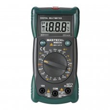 MASTECH MS8233C Multimètre numérique à contact thermocouple de type K Détecteur de test AC/DC avec diode