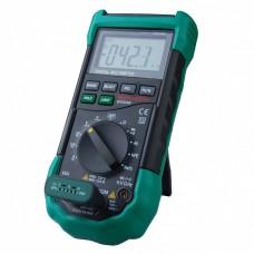 Mastech MS8268 - Multimètre numérique 3 3/4 Multimètre numérique à changement automatique AC/DC/uF/Hz
