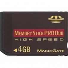 BÂTON DE MÉMOIRE PRO DUO 4GB (COMPATIBLE AVEC PSP)