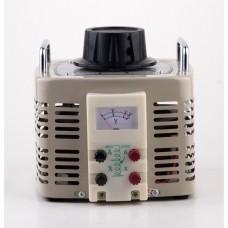 Variateur de mesure - Transformateur de sortie AC variable 12 Amp 0-250V (TDGC2-3KVA)