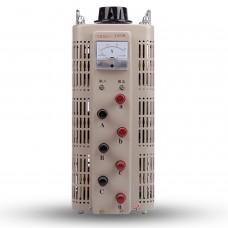 Metered Variac - Variable AC Output Transformer 12 Amp 0-430V (TDGC2-3KVA)
