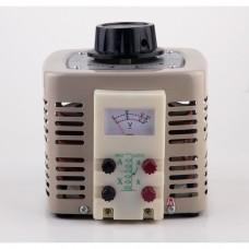 Variateur de mesure - Transformateur de sortie AC variable 4 Amp 0-250V (TDGC2-1KVA)
