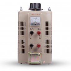 Metered Variac - Variable AC Output Transformer 40 Amp 0-250V (TDGC2-10KVA)