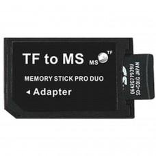 MicroSD Adaptateur MicroSD/MicroSDHC vers MS PRO DUO