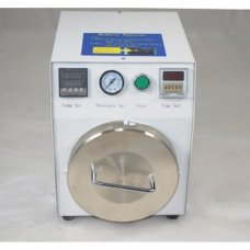 Mini High Pressure Autoclave OCA Adhesive Sticker LCD Bubble Remove Machine