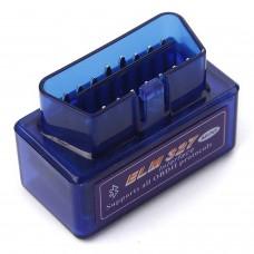 Câble miniature ELM327 Bluetooth OBD2 v2.1