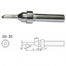 Mlink S4 MOD 200-2C Pointes de rechange pour fer à souder