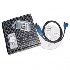 Câble de données USB pour téléphone portable et PC pour Nokia CA-53 E60/E61/E70/N70/N71/ N80/ N90/3250/ 6111/7370