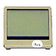 Motorola V66 Ecran LCD avec cadre et tube en caoutchouc