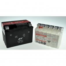Batterie de moto YTX4L-BS(6-MFA-4)