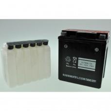 Batterie de moto YTX7L-BS (6-FMA-7D)