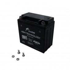 Batterie GEL pour motos AGM YB9-B / HVT-9 / YB9L-B / 12N7-4B / 12N9-4B-1 / YB7L-B / YB9L-A2 / 12N7-3
