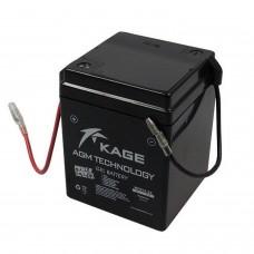 Batterie motocyclette 6N4-2A-4 Batterie au gel