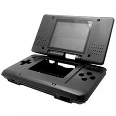 NDS Console Shell (ANTRACITE NOIR)
