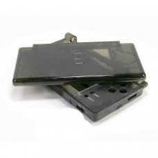 NDS Lite Console Shell (CLEAR-BLACK)
