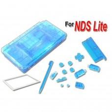 NDS Lite Console Shell ( BLEU CLAIR)