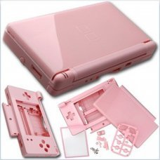 NDS Lite Console Shell ( Rose)
