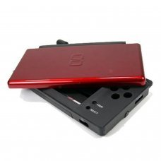 NDS Lite Console Shell (RED-BLACK)