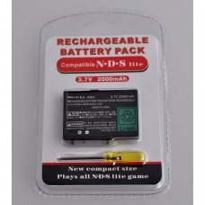 NDS Lite Batterie rechargeable au lithium-ion