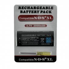 NDSi XL Batterie rechargeable Li-ion 3,7v 2000mah