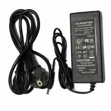 Alimentation 12v 5A avec connecteur 5,5mm tft et moniteurs LED
