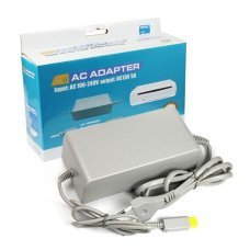 Alimentation Alimentation Universelle 100 - 240V AC Adaptateur pour Wii U Console Euro Plug
