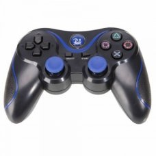 New design blue and black Compatible Controller PS3 Dual Shock 3 Sixaxis