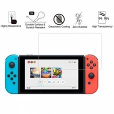 Nintendo Switch Real Tempered Glass Screen Protector Shield - Best protection for nintendo Switch