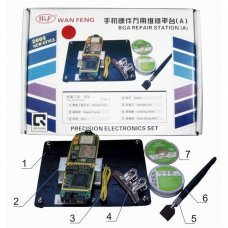 PCB Plate-forme de travail modèle A