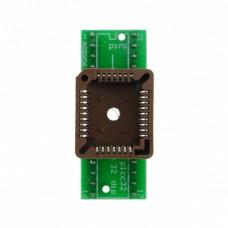 plcc32 une prise dip32 pour programmateur