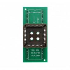 Plcc44 à prise Dip40 pour programmateur