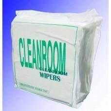 Polyester Essuie-glace pour salle blanche 15x15cm, 150 unités