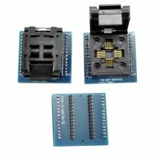 Socle du programmateur TQFP32/LQFP32 à DIP28
