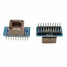Socle du programmateur PLCC20 à DIP20