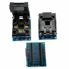 Socle du programmateur PLCC32 sur DIP32